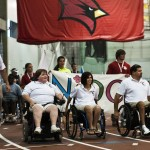 U.S. Paralympian tells National Junior Disability Athletes to stay determined, compete well
