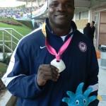 Dennis Ogbe parapan games