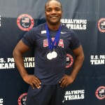 Two Gold Medals - US National Trials Indy 2012 Dennis Ogbe
