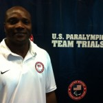 US National Champion in Discus and Shot Put-F58 Dennis Ogbe